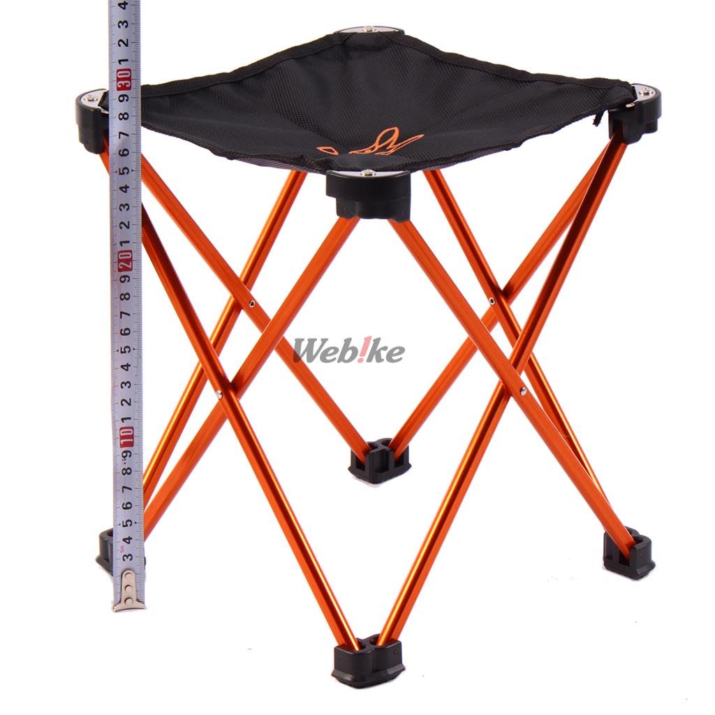 【DOPPELGANGER OUTDOOR】輕便型 折疊椅 - 「Webike-摩托百貨」