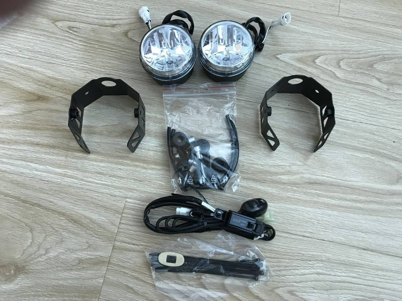 LED Fog Lamp Set