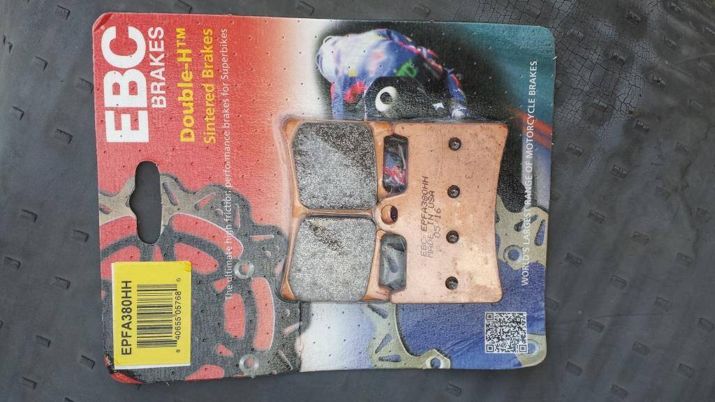 EPFA Road Race Brake Pads [610082]