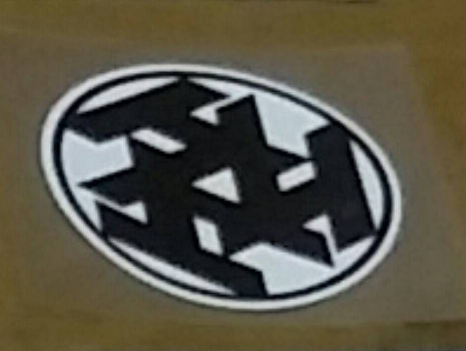 Original Sticker: Logo Mark