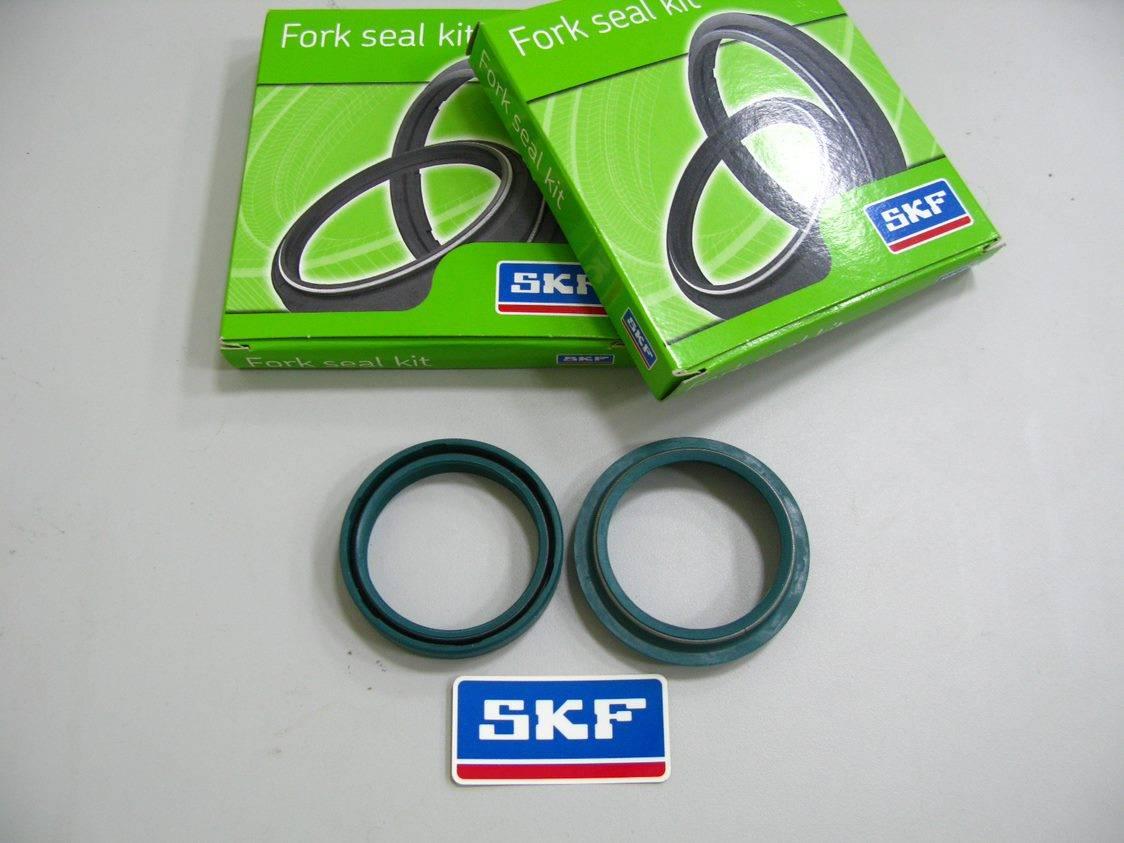 Green 43mm KITG-43W SKF Fork Seal Kit