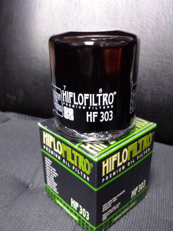 FILTRO OLIO MOTORE HIFLO HF303 PER POLARIS 330 Trail Boss//03-11
