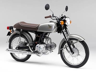 HONDA BENLY50S