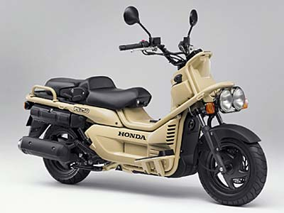HONDA PS250 (Big Ruckus)