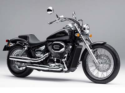HONDA SHADOW SLASHER400