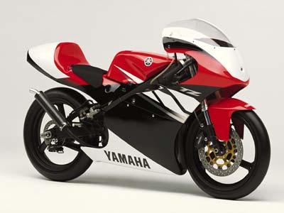 Yamaha TZ125M1M