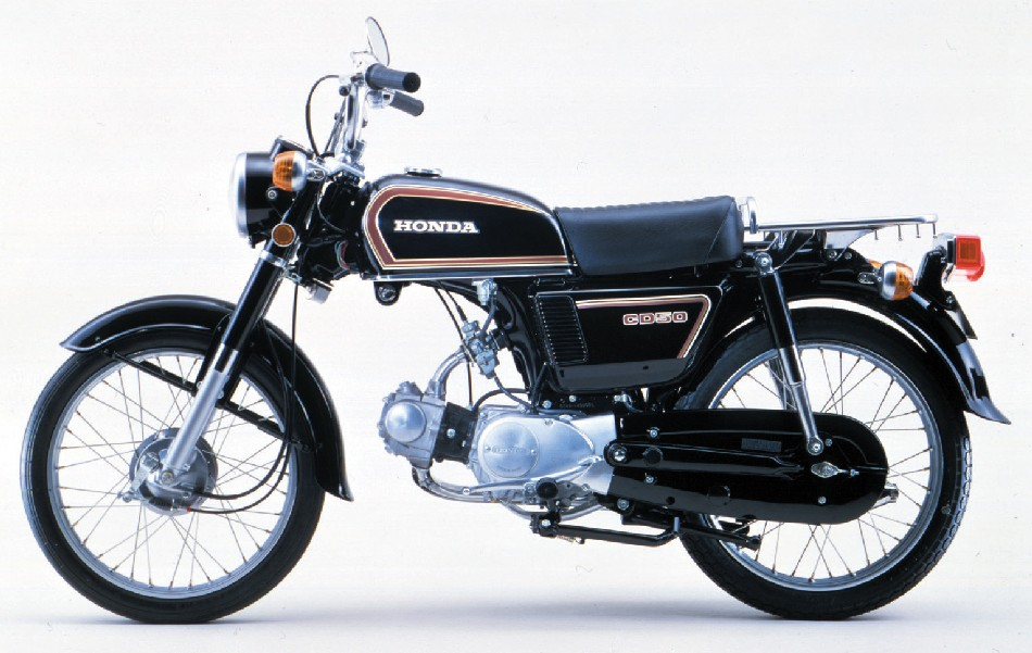HONDA BENLY CD50