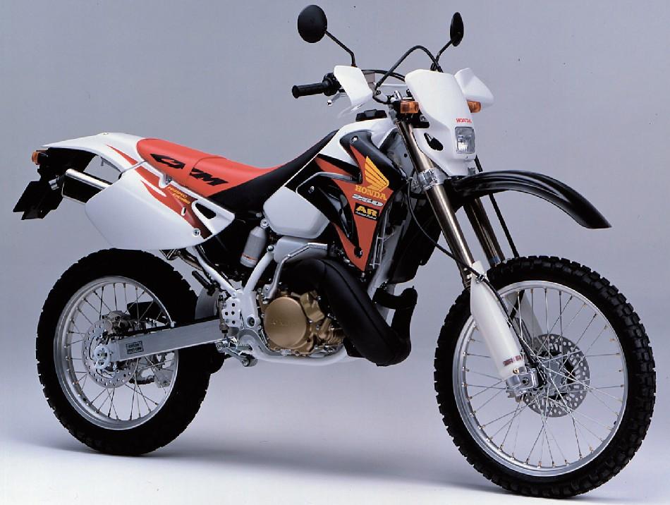 List Of Custom Honda Crm250ar Webike