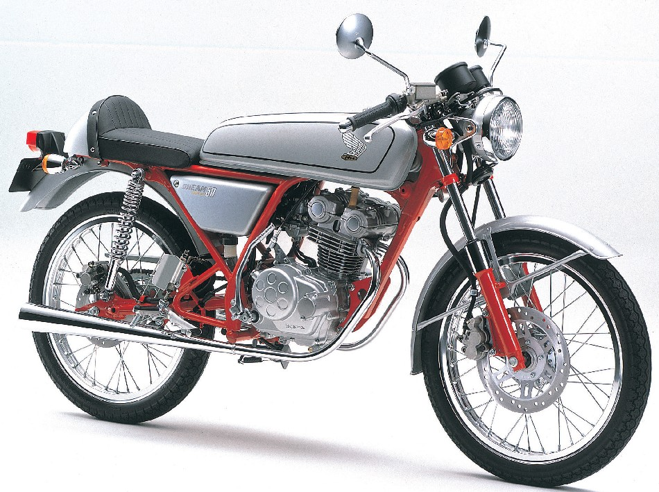 HONDA DREAM50 AC15