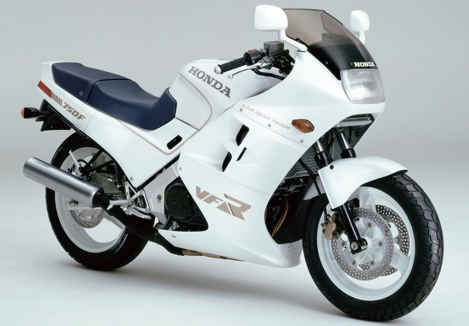 HONDA VFR750F Interceptor