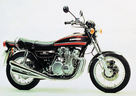 KAWASAKI Z1 (900 Super Four)