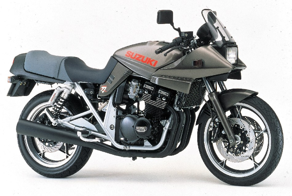 Suzuki GSX 750F - motorcyclespecs.co.za
