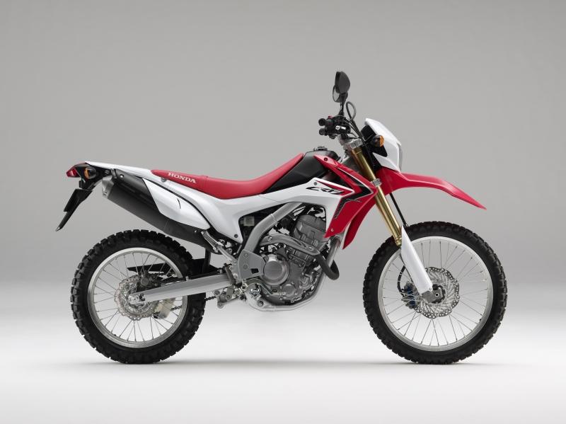 HONDACRF250L