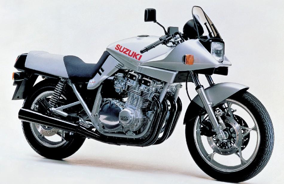 SUZUKIGSX1100S KATANA (GS1100S)