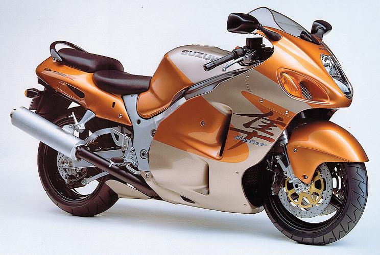 SUZUKIGSX1300R HAYABUSA