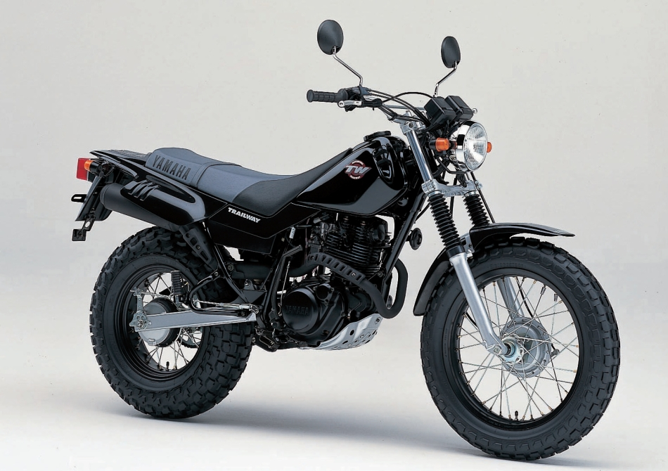 List of Custom YAMAHA TW200 - Webike