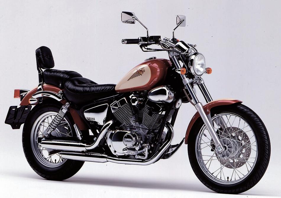 Yamaha virago250 xv250 seats accessories for Yamaha virago 250