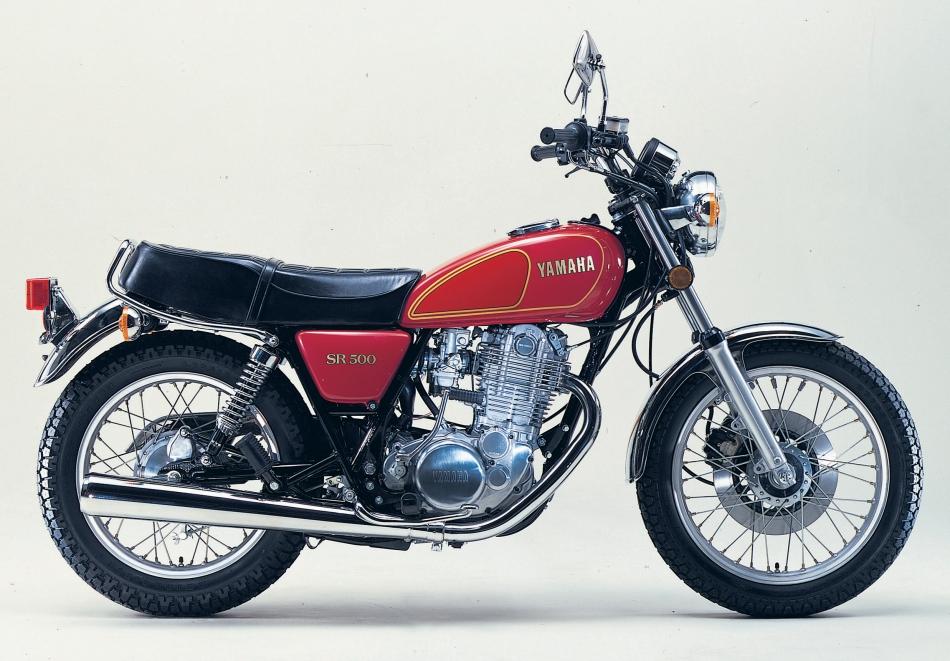 YAMAHASR500