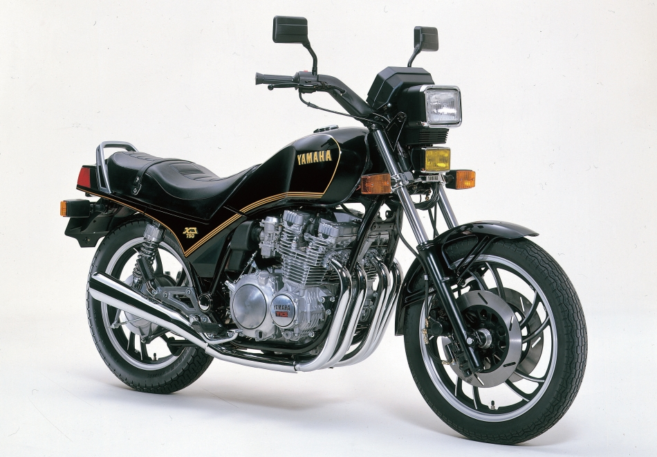 YAMAHA XJ750 (Maxim) OEM Parts - Webike