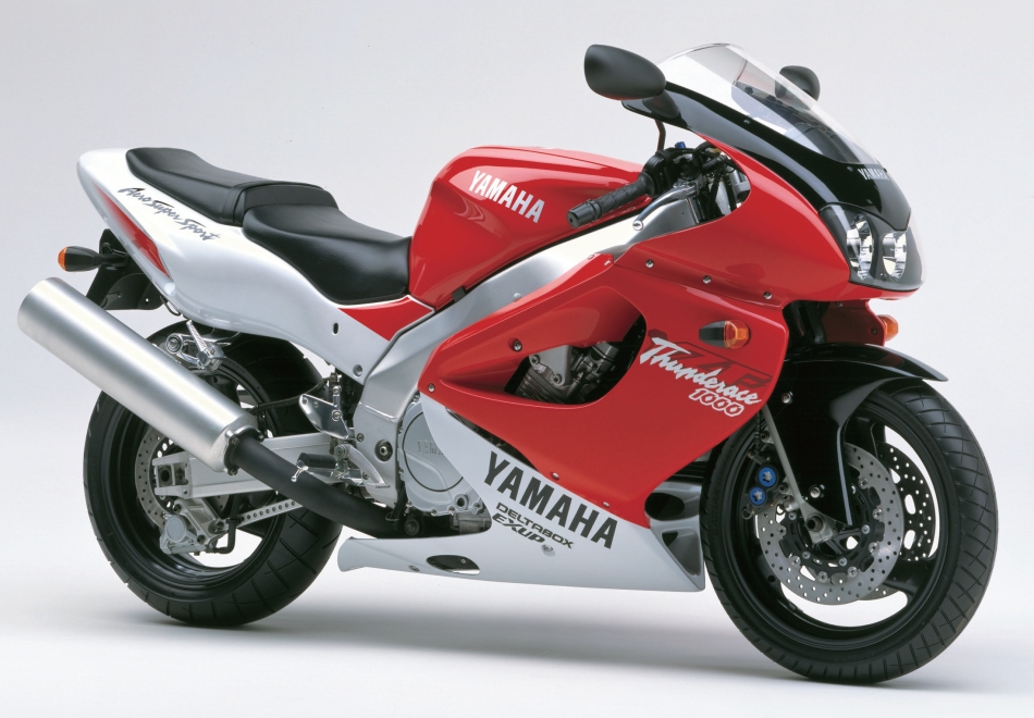 Je pistons custom parts fits yamaha yzf1000 thunder ace for Yamaha motorcycle parts store