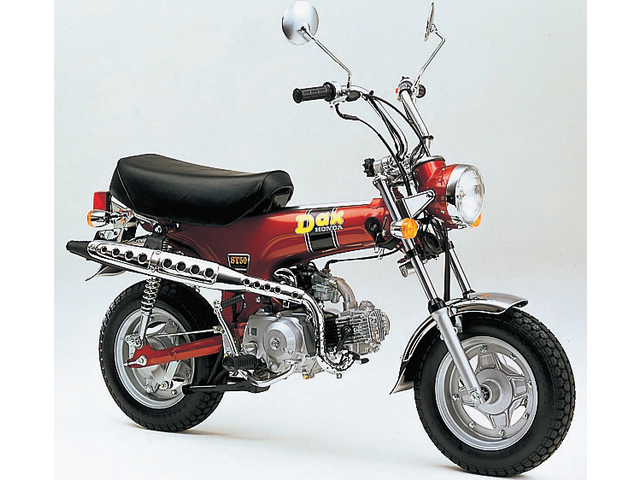 Gut bekannt HONDA DAX ST50 Custom Parts and Accessories - Webike Japan ZW76