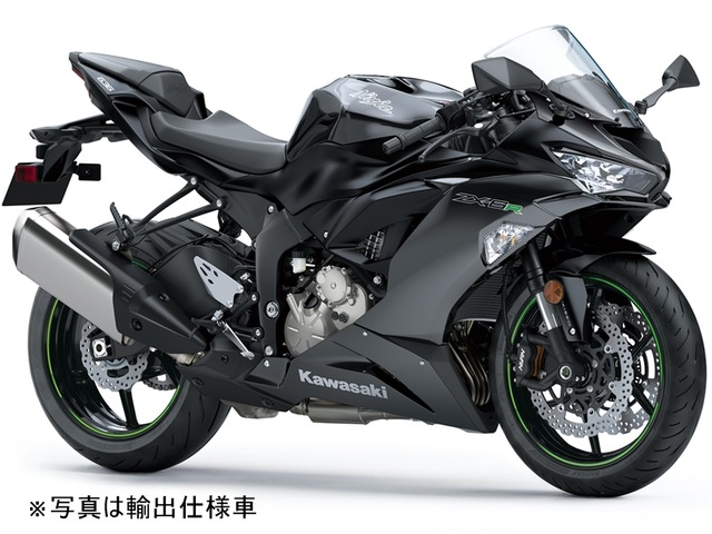 Kawasaki Ninja Zx 6r Custom Parts Webike