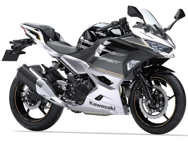 Kawasaki Ninja250 Ex250 Custom Parts Webike