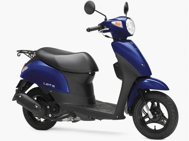 SUZUKI LETS50 (4cycle)