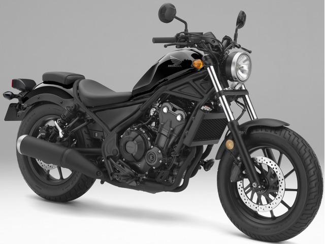 HONDA Rebel 500 Custom Parts - Webike