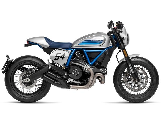 Ducati Scrambler Cafe Racer Custom Parts Webike