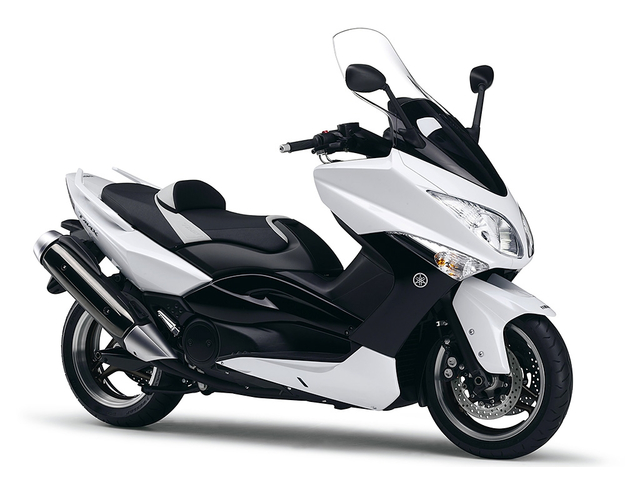 yamaha scooter norge