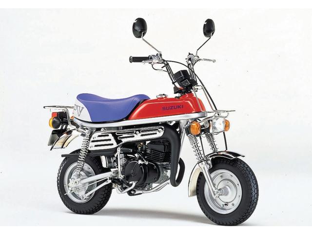 SUZUKI PV50 Custom Parts and Accessories - Webike Japan