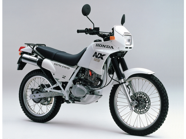 honda nx125 parts and technical specifications webike japan rh japan webike net Honda NX250 Honda NX125 Review