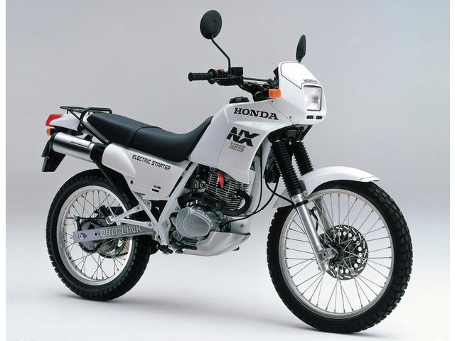 honda nx125 custom parts and accessories webike japan rh japan webike net Honda NX125 Trans City 1988 Honda NX125 Parts