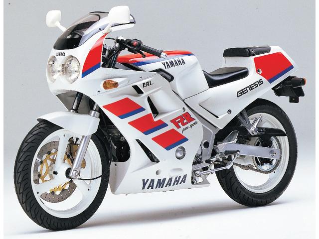 YAMAHA FZR250 Custom Parts - Webike