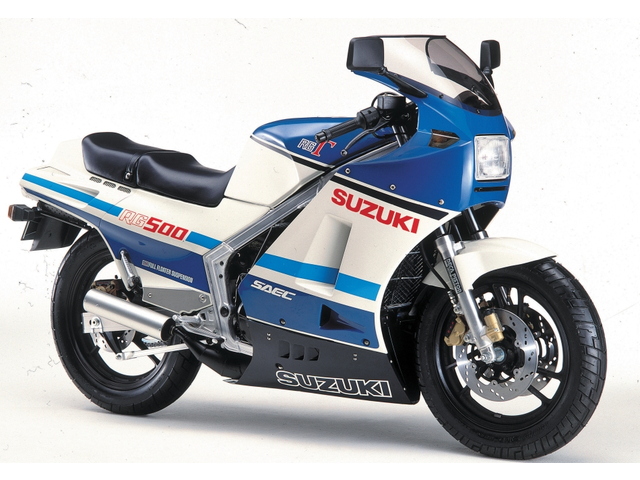 SUZUKI RG500 Gamma Custom Parts and Accessories - Webike Japan