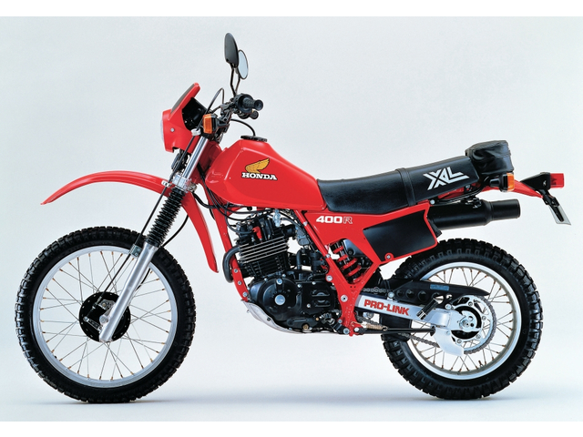 HONDA XL400 Parts and Technical Specifications - Webike Japan