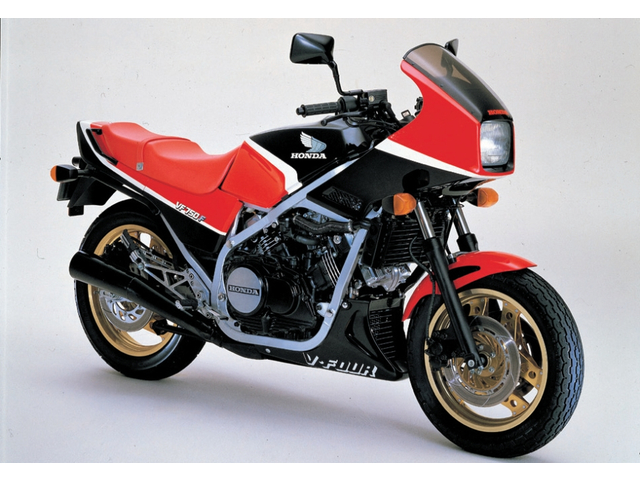 HONDA VF750F Interceptor