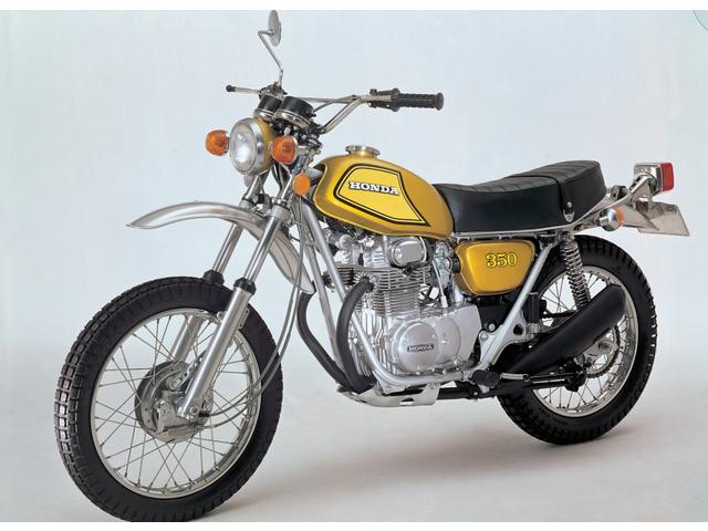 HONDA SL350 Custom Parts and Accessories - Webike Japan