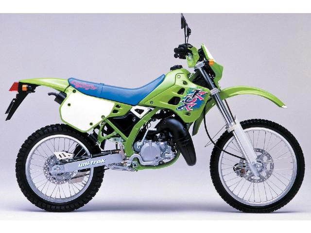 Kawasaki KDX 125 bobine dallumage 1990-93 appareil compatible