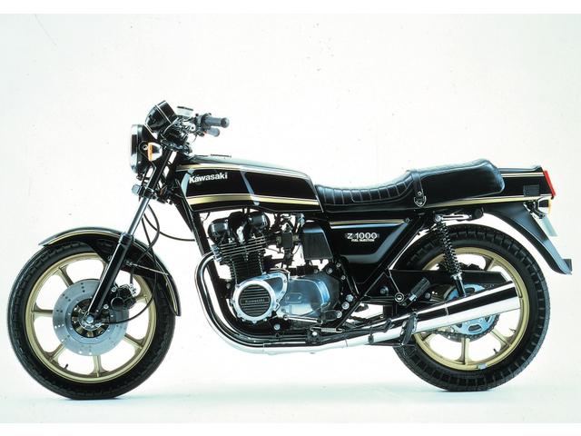 Kawasaki Z1000h Kz1000h Custom Parts And Accessories