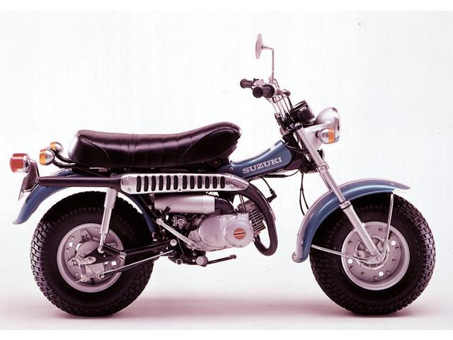 Suzuki Van Van Accessories