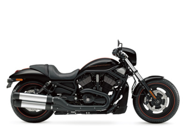 HARLEY-DAVIDSON VRSCD NIGHT ROD Custom Parts and Accessories ...