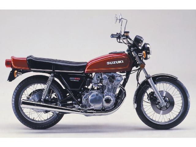 L Gs on 1978 Suzuki Gs550 Parts