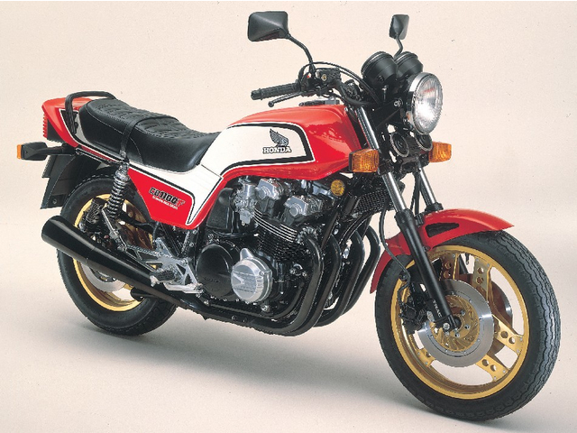 Honda Cb1100f Parts And Technical Specifications Webike Japan