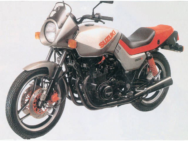 suzuki gs650g custom parts and accessories - webike japan