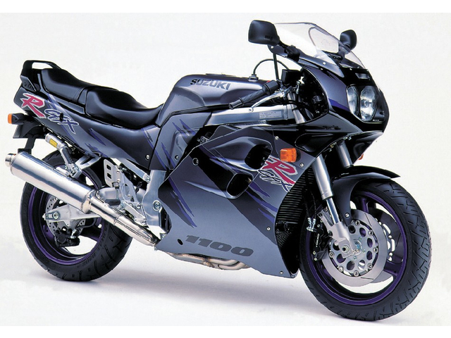 SUZUKI GSX-R1100 Parts and Technical Specifications - Webike