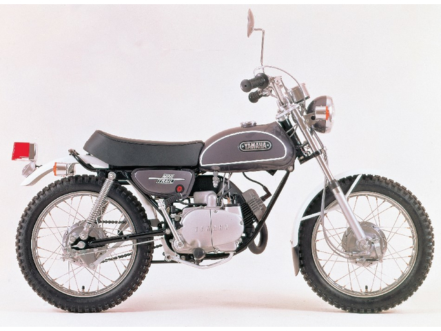 YAMAHA FT50