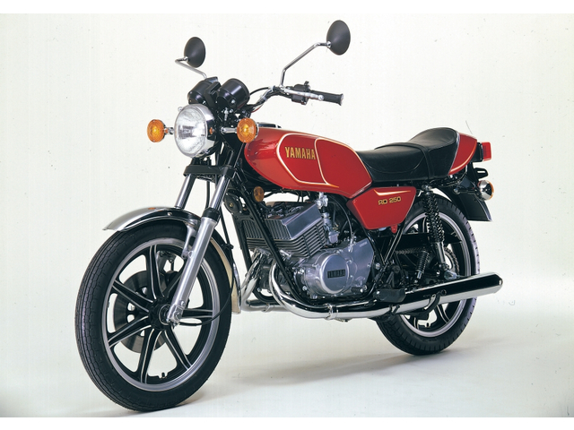 Yamaha Rd250 Custom Parts And Accessories Webike Japan