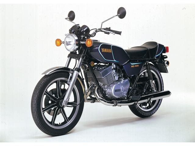 YAMAHA RD400 Custom Parts - Webike